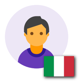 Italian Man VoiceOver