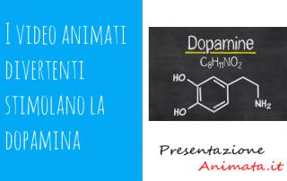 I video animati divertenti stimolano la dopamina