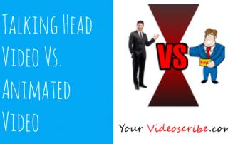 Talking Head Vs Animated Video