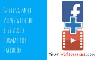 Getting more views with the best video format for facebook