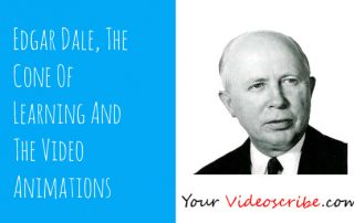 Edgar Dale The Cone Of Learning And The Video Animations