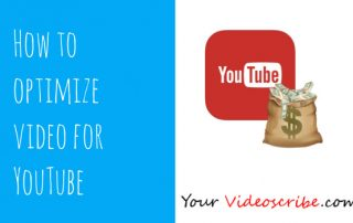 How to optimize video for YouTube