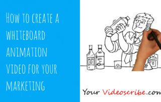 How to create a whiteboard animation video for your marketing