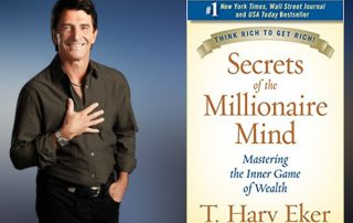 Secrets of the Millionaire Mind by Harv Eker Book Review Video Animation