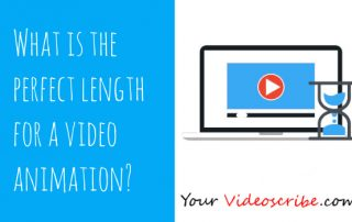 What is the perfect length for a video animation