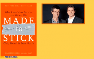 Made To Stick by Chip and Dan Heath – Animated Video Review 320x202 - Made To Stick:  Why Some Ideas Survive and Others Die by Chip & Dan Heath