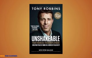 Unshakeable Tony Robbins free ebook review 320x202 - Unshakeable: Your Financial Freedom Playbook by Tony Robbins