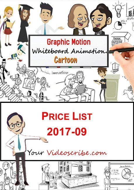 Your Videoscribe Animated Presentation Pricelist 2017 IMG - Your Videoscribe Home